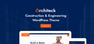 WordPress Contractors Themes
