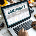 Create Online Community Marketplace