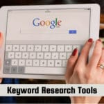 Keyword Research Tools Made with DesignCap
