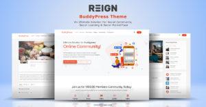 Reign BuddyPress