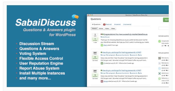 forum plugin