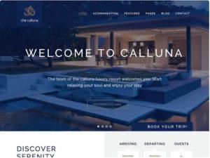 Hotel Listing WordPress Theme