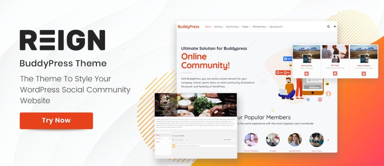 Personal brand WordPress theme