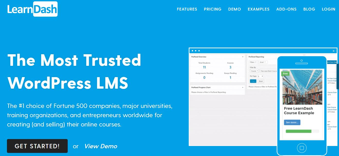 WordPress LMS Plugin
