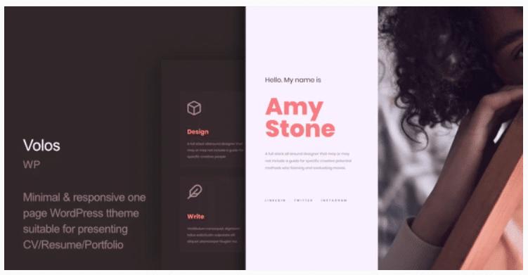 theme amy stone