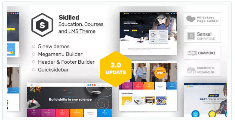 WordPress Themes for Online Courses