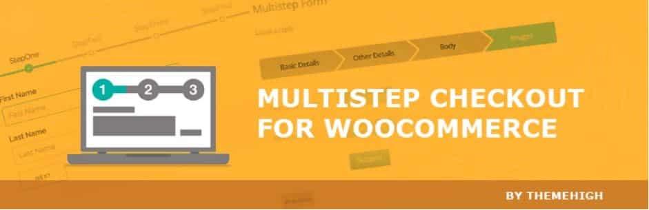 Multistep Checkout