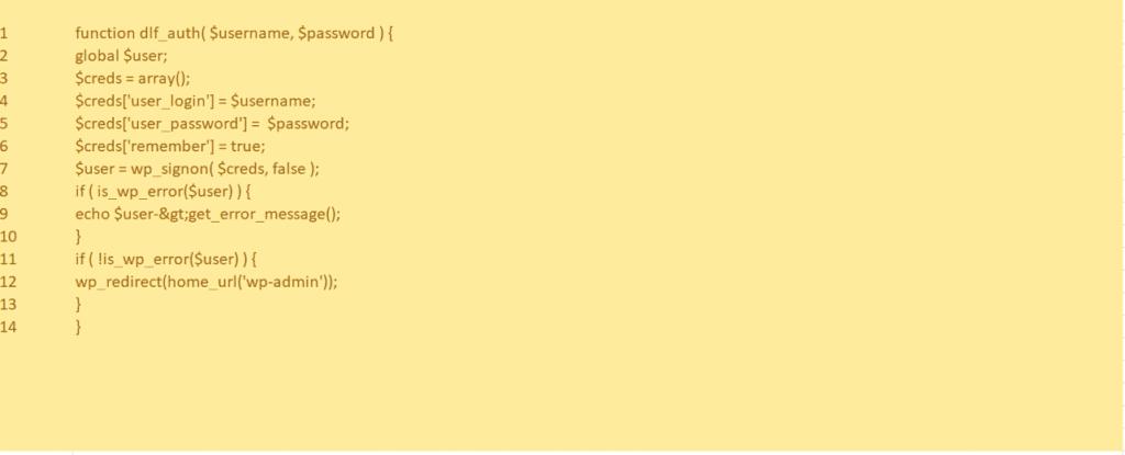 Flat UI login form