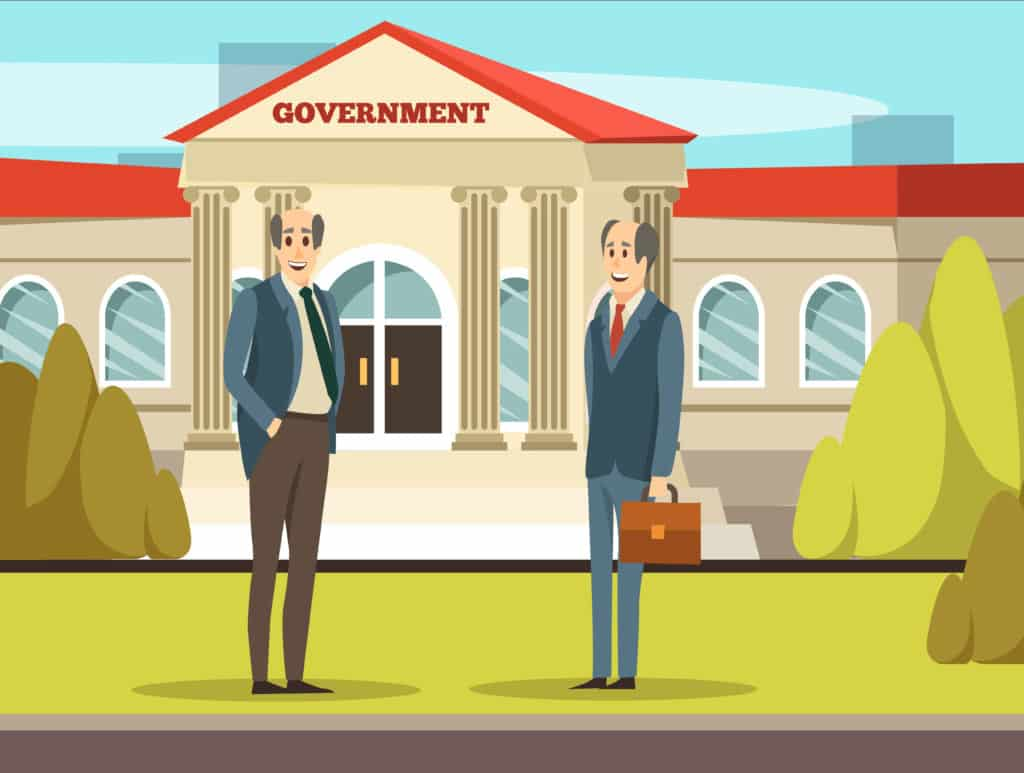 Benefit from Government Resources,Small Online Business