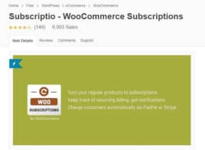 WooCommerce subscription Subscriptio,Create Simple & Variable Subscriptions