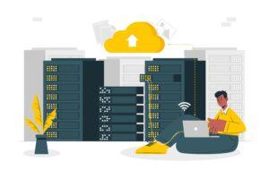 Hosting Servers Uptime