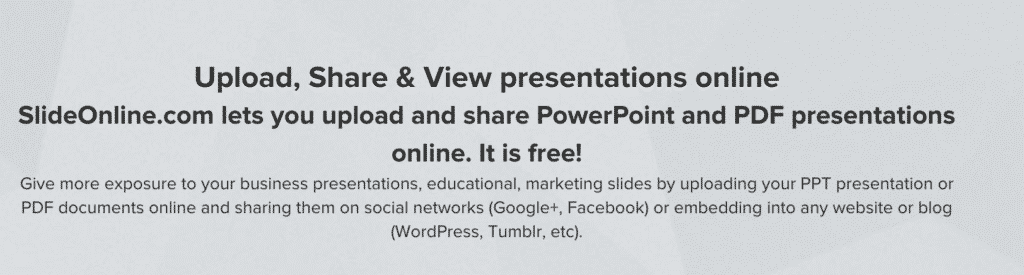 share PowerPoint and PDF presentations wordpress,WordPress ppt Viewer plugin