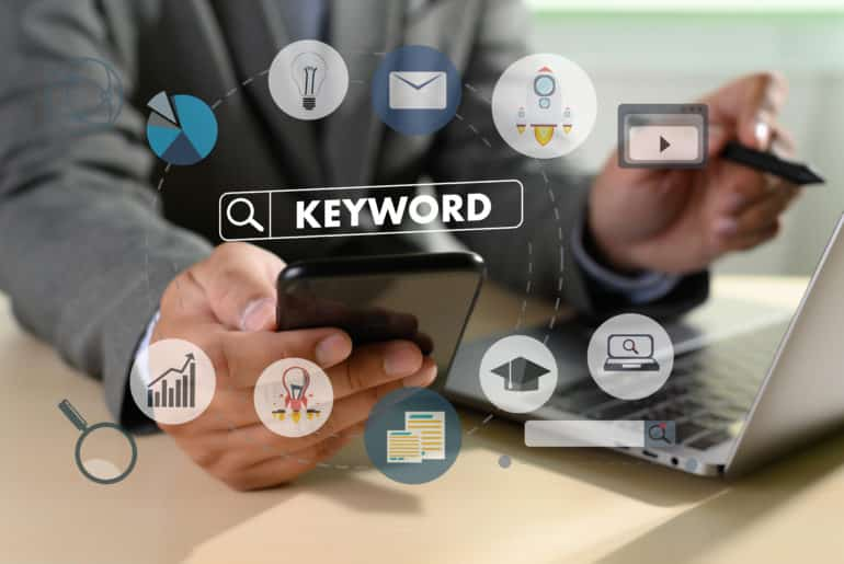 keywords research communication