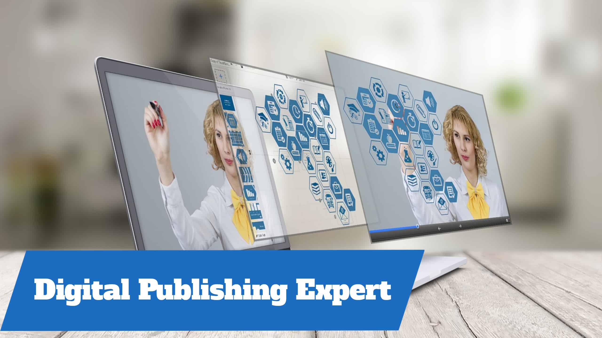 Digital Publishing Expert