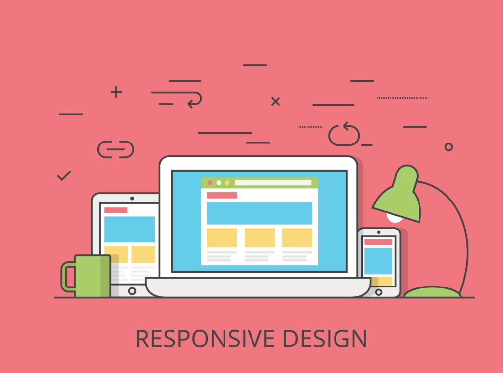 responsive user interface