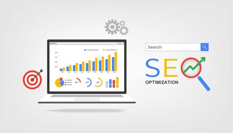 seo optimize, building A Business Website